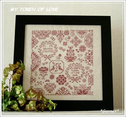 MY TOKEN OF LOVE
