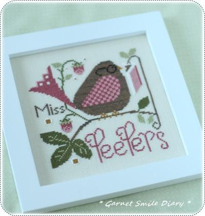 Miss Peepers