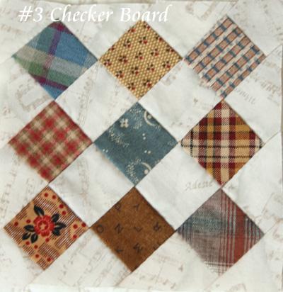 #3 Checker board