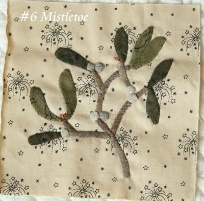 #6 Mistletoe