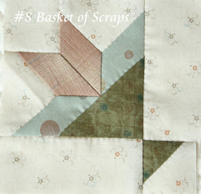 #8 Basket of scraps