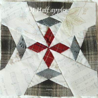 #11 Half apples