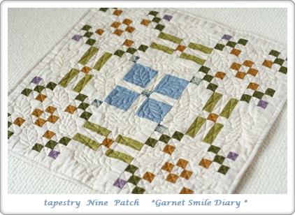 tapestry Nine Patch