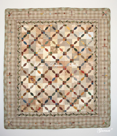 Rose Dream Quilt